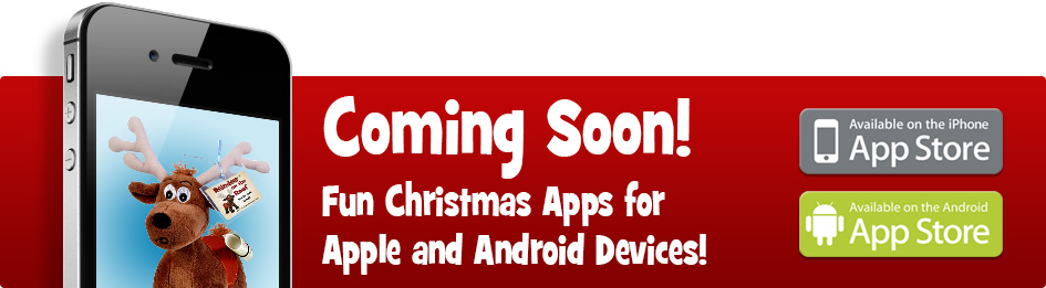 Christmas Apps - Coming Soon